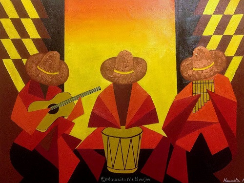 Rhythms from Andes