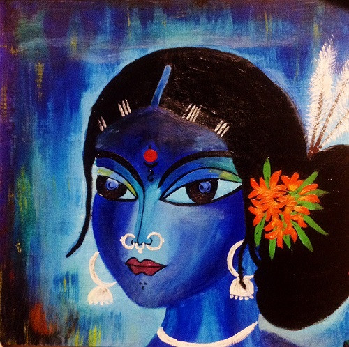 That Santhali Girl