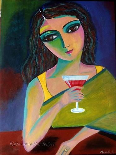 Martini and Solitude