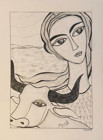 Zodiac Woman - Taurus