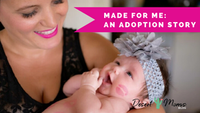 Made for Me - An Adoption Story