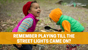 Remember Playing Till the Street Lights Came On?