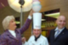 Photographe, culinaire, gastro, gastronomie, gastronomique, restos, restaurant, traiteur, hôtel - Photographe lausanne, geneve, fribourg, neuchatel, payerne, moudon, estavayer-le-lac, yverdon-les-bains, yvonand, broye, bulle, gruyeres, la gruyère, echallens, cheseaux-sur-lausanne, renens, bussigny, crissier, pully, cully, lutry, prilly, lavaux, riviera, la côte, vevey, montreux, aigle, martigny, sierre, sion, monthey, bex, valais, romainmotier, oron, st-sulpice, morges, nyon, rolle, allaman, aubonne, coppet, carouge, vaud, jura, le locle, suisse romande, la chaux-de-fonds, romandie, suisse | Marie-Thérèse Porchet, Eric Godot, chef cuisinier de la Clinique de La Source, Philippe Chevrier, chef étoilé | PHOTOverissimo