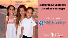 Mompreneur Spotlight: Dr Rashmi Bhatnagar
