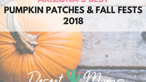 Arizona's Best Pumpkin Patches & Fall Fests 2018