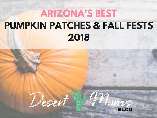 Arizona's Best Pumpkin Patches & Fall Fests