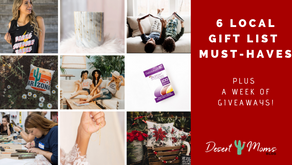 6 AZ Gift List Must-Haves + A Week of Giveaways