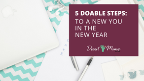 5 Doable Steps to A New You in the New Year