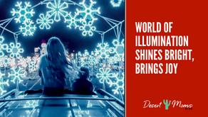 World of Illumination Shines Bright, Brings Joy