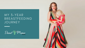 My 3-Year Breastfeeding Journey