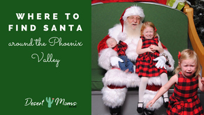 Where To Have Pictures Taken with Santa in the Phoenix Valley