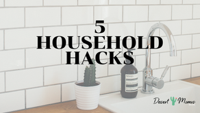 5 Household Hacks