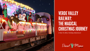 Verde Valley Railway: The Magical Christmas Journey