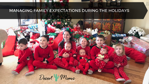 Managing Family Expectations During the Holidays