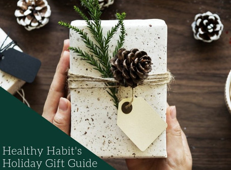 Healthy Habit's Holiday Gift Guide