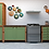 Thumbnail: Cozinha Modulada Verde Kiwi (ESGOTADO)