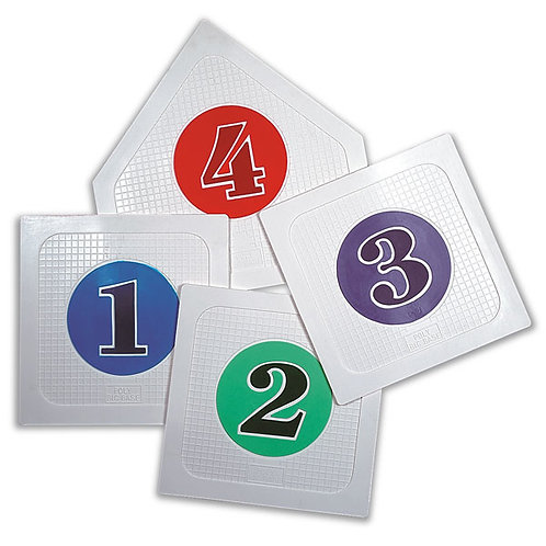 Poly Big Base Set with Numbers