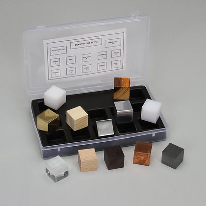 Density Cube Set, 12-Piece