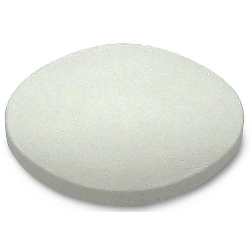 Demo Dose® Bulk Simulated Meds - Caplets - Medium, Non-Scored, Oval, White