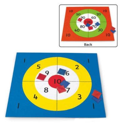 Beanbag Target Mat