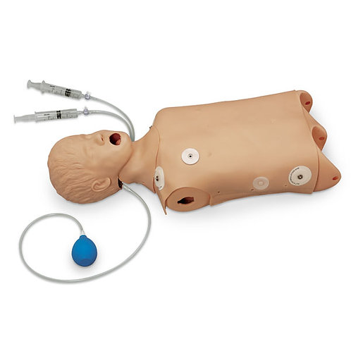 LIFE/FORM® Advanced Child CPR/Airway Management Torso with Defibrillation