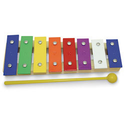 Eight-Note Xylophone