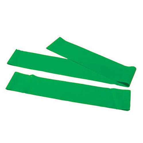 "CANDO® Exercise Loops, 15"" Loop, Medium-Green"