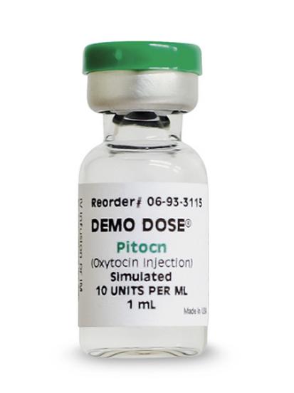 Demo Dose® Pitocn (Oxytocin Injection) - 1 ml
