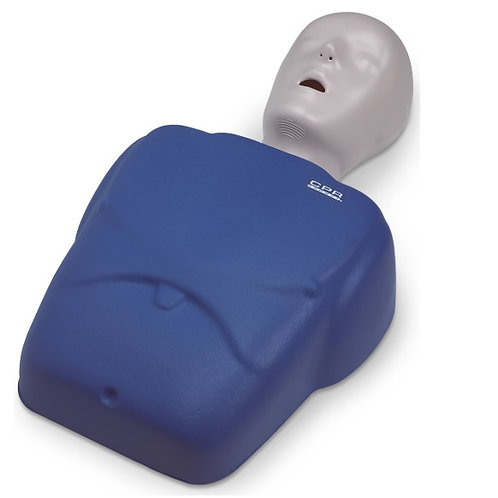 CPR Prompt® TMAN 1 Adult/Child Manikin - BLUE