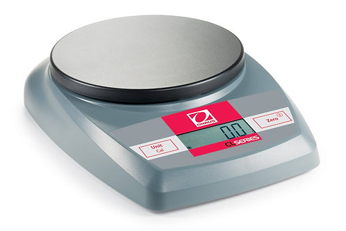 OHAUS® Compact Scale  Capacity: 500g x 0.1g