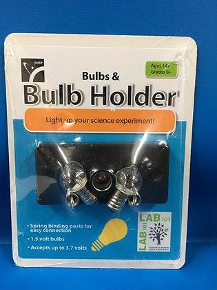 Bulb Holder and Bulbs