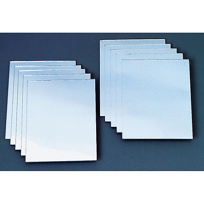 Acrylic Mirrors - Package of 10 pieces