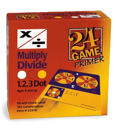 24® Game - Multiply/Divide