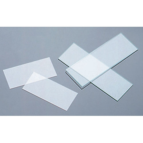 Glass Microscope Slides, Box of 72 pieces