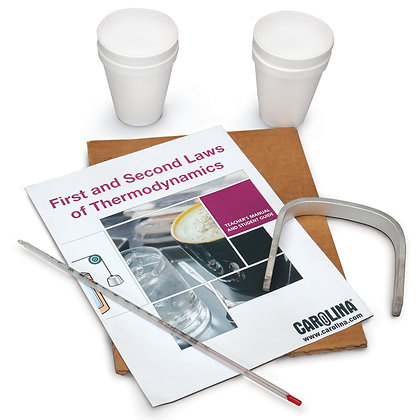 Carolina® First and Second Laws of Thermodynamics Kit