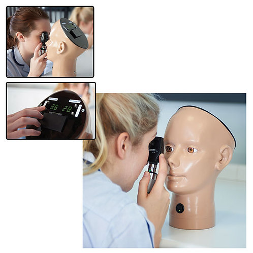 Digital Eye Examination/Retinopathy Trainer - LIGHT