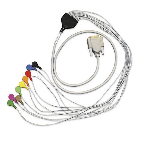 6-ft., 12-Lead EKG Cable