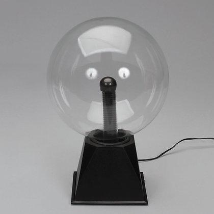 """8"""" Plasma Globe ( 110 Voltage ) Included Singapore Transformer 220V"""