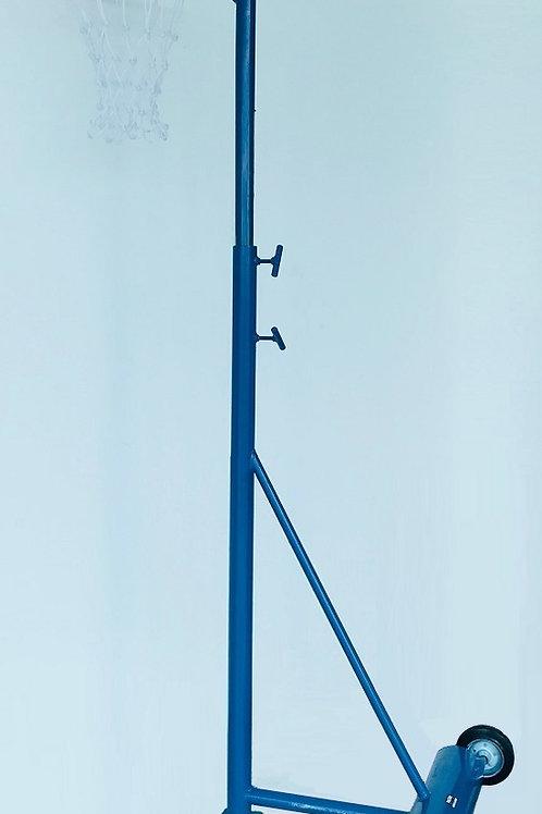 Portable Netball Pole with Wheels, each piece