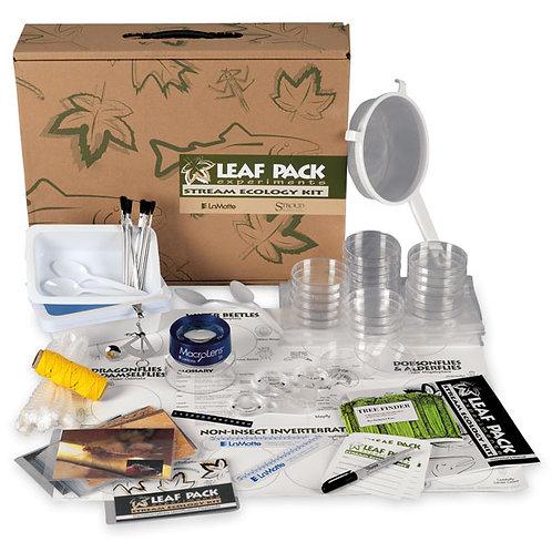 LaMotte® Leaf Pack Experiments Stream Ecology Kit