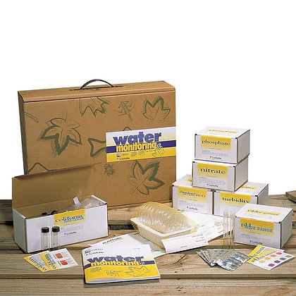 Earth Force® Standard Water Monitoring Kit