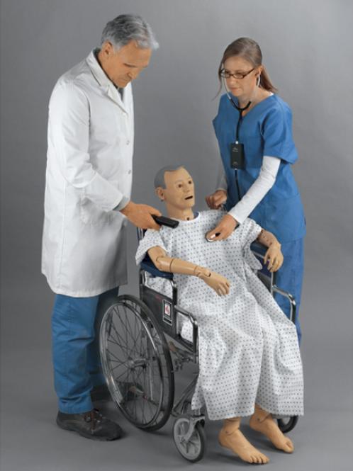 LIFE/FORM® Advanced GERi™ Auscultation Manikin - Light