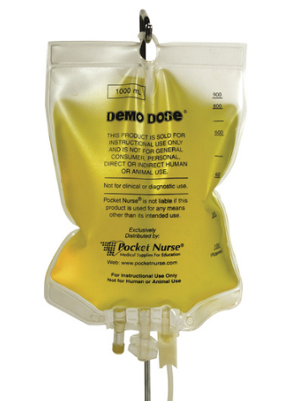 Demo Dose® Total Parenteral Nutrition (TPN) with Multi-Vit - 500 ml