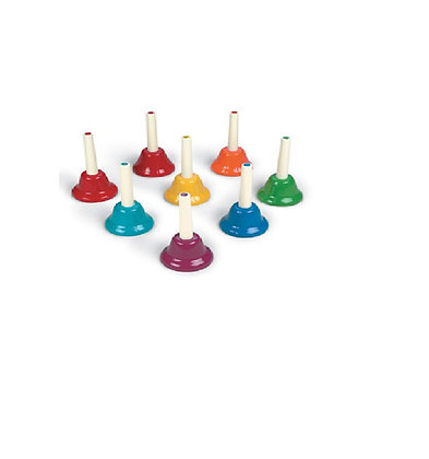 8-Note Hand Bell Set