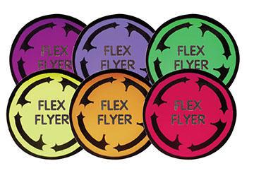 Flex Flyer™ - Set of 6 colors