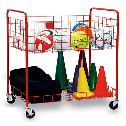 Back Ease Storage Cart Included Installation Assembly