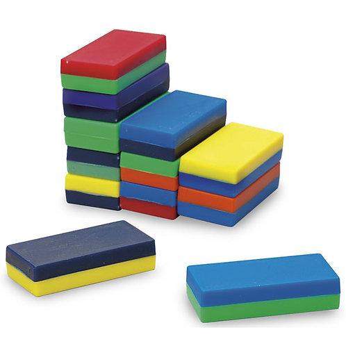 Dowling Block Magnet Set, Set of 12
