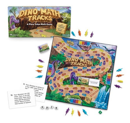 Dino Math Tracks®