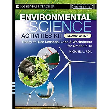Environmental Science Activities Book