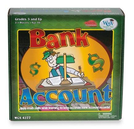 Bank Account Game